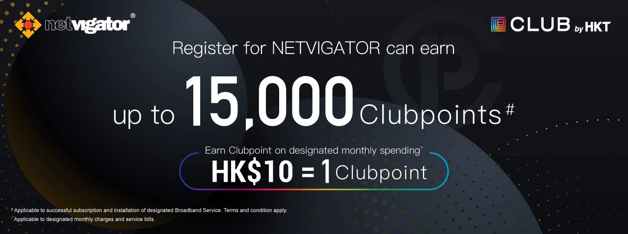 15,000 Clubpoints